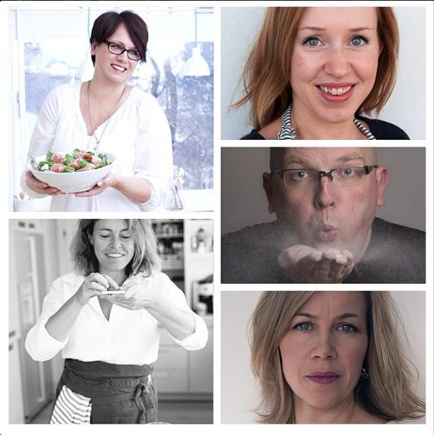 Årets matblogger 2014 skal kåres!